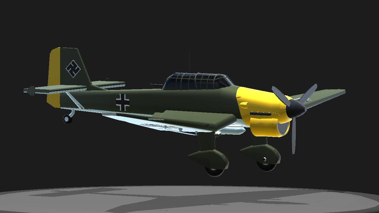 Junkers Ju 87 B-2 Stuka | Junker, Battle of britain, Luftwaffe