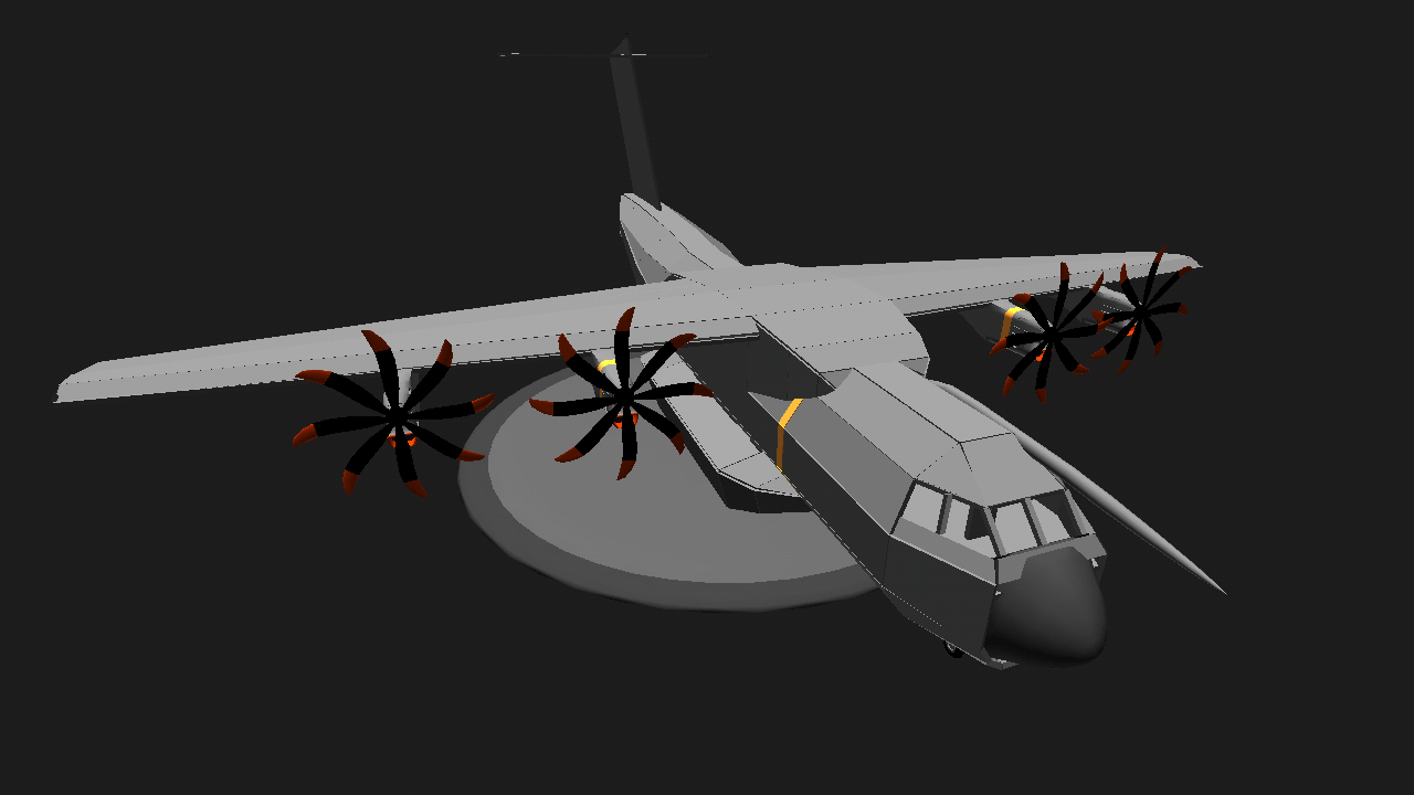 Simpleplanes Airbus A400m Mobile Friendly