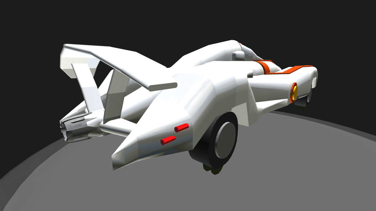 simpleplanes | speed racer mach 6