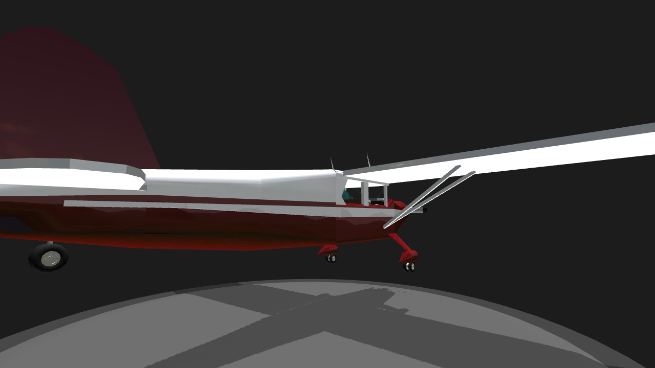 SimplePlanes | Piper PA20 Pacer
