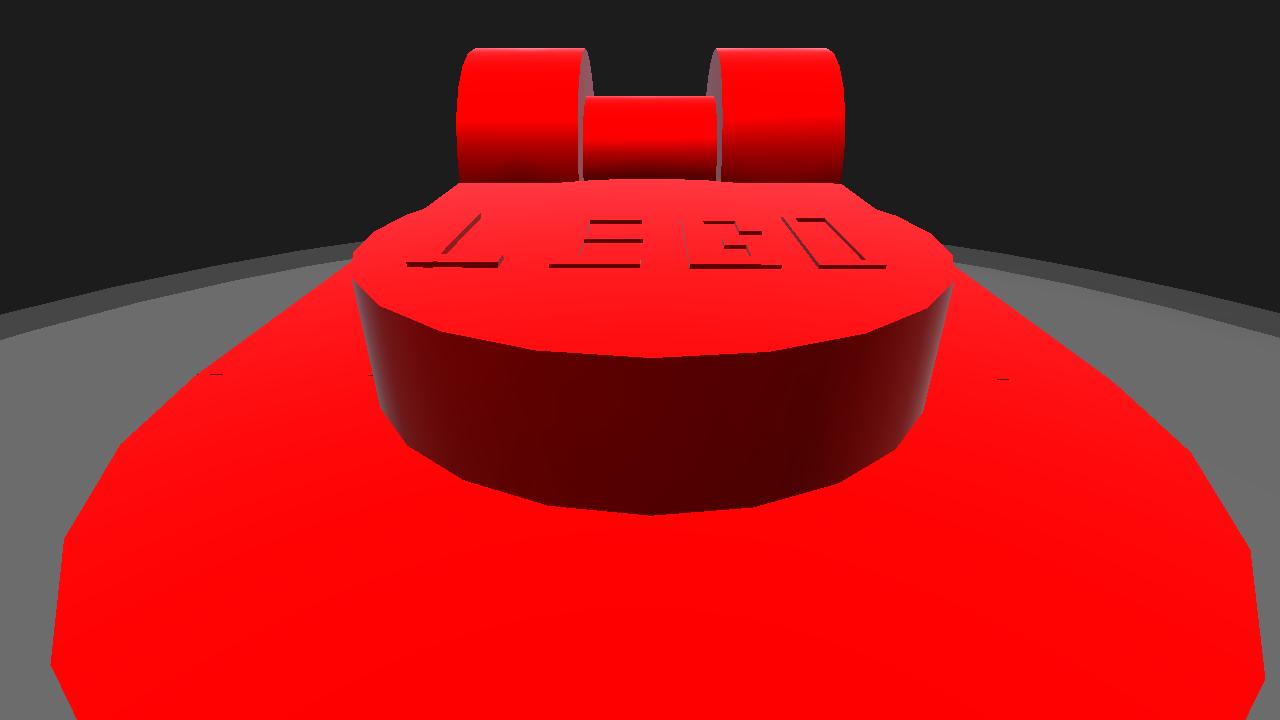 SimplePlanes | Lego piece 26047