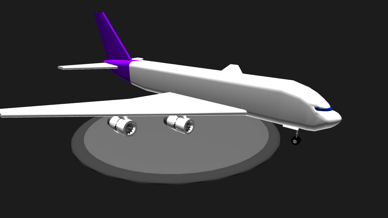 simpleplanes airbus a380f
