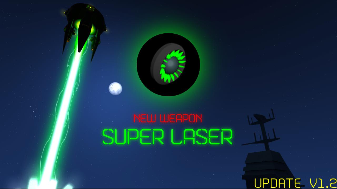 Simpleplanes Tactical Laser System Mod