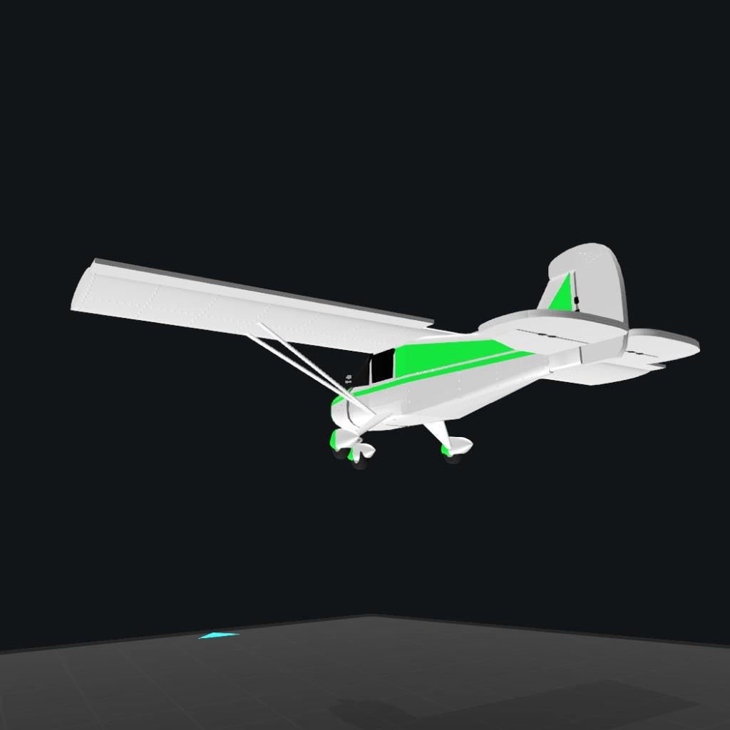 SimpleRockets 2 | Piper PA-22 Tri-Pacer