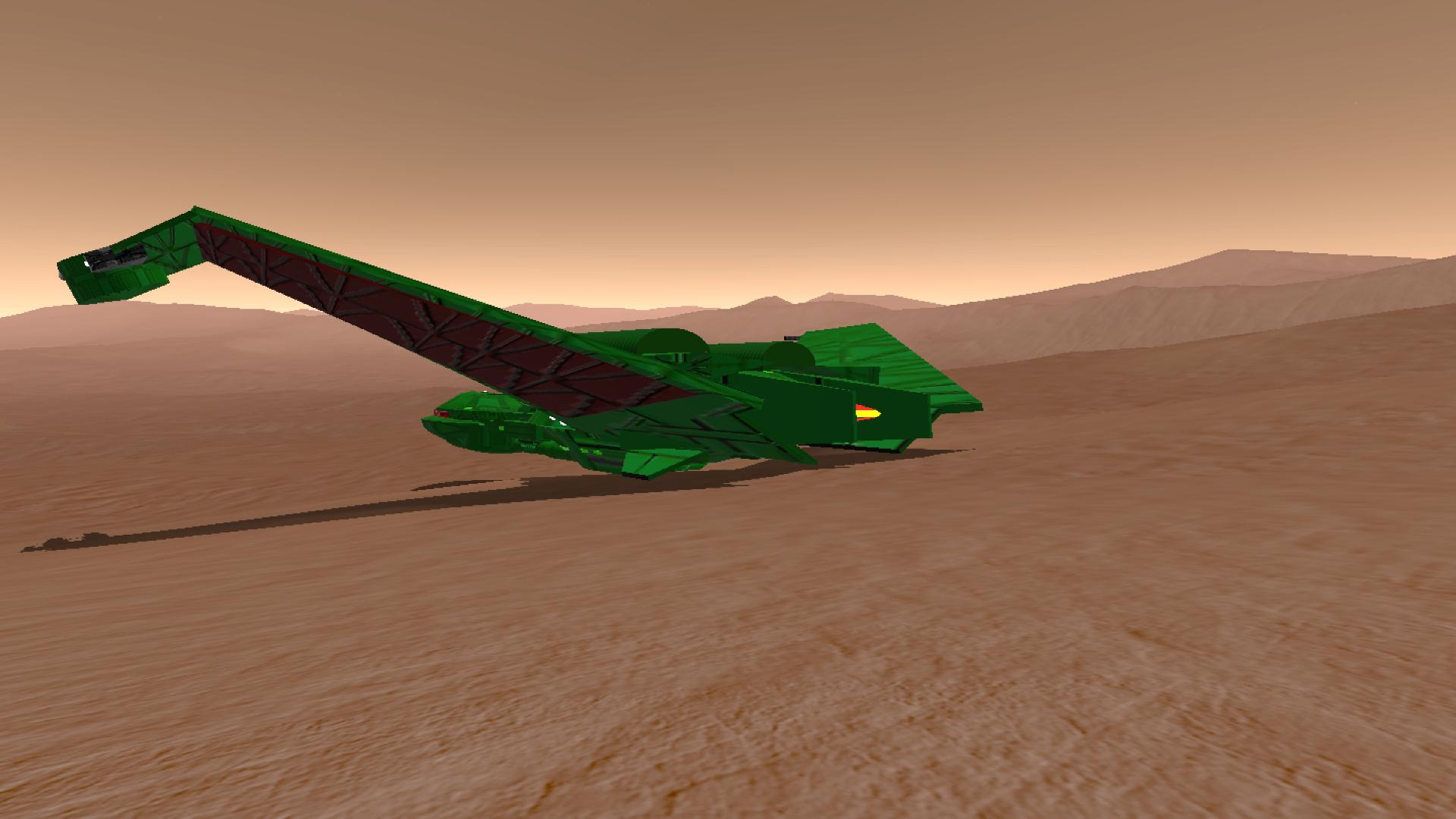 Simplerockets 2 Klingon Bird Of Prey Deluxe