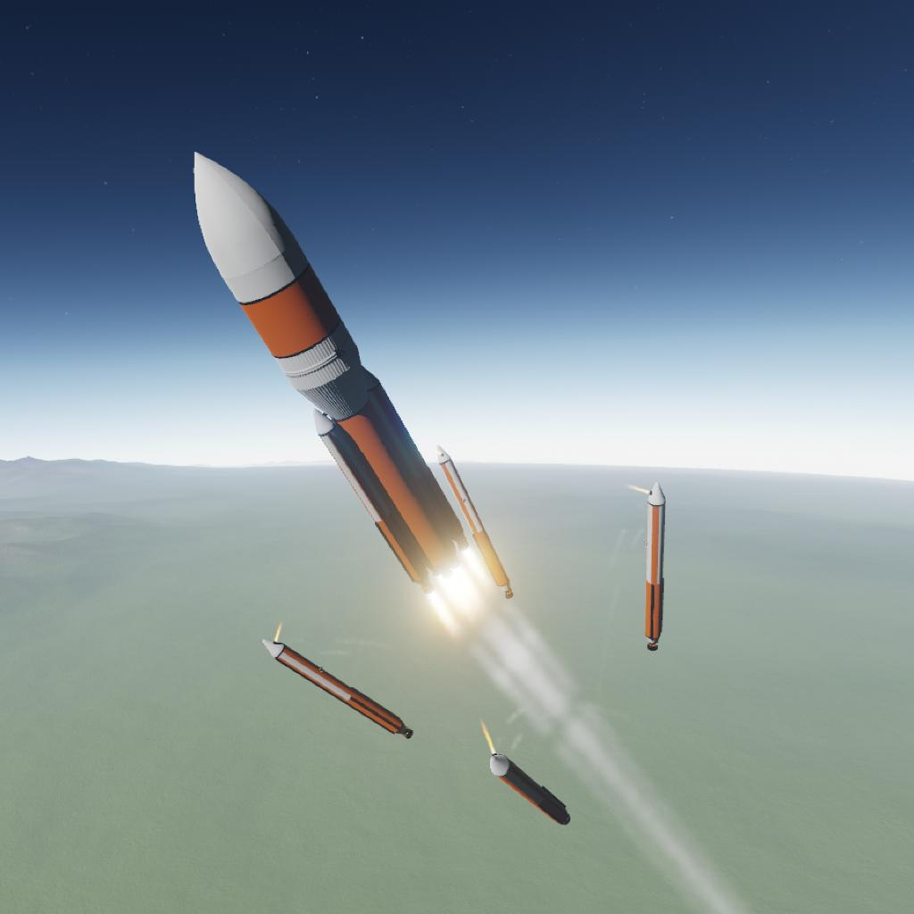 Boosters Seperation