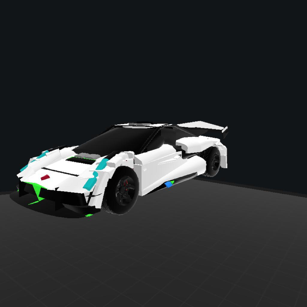 New Koenigsegg Jesko: Koenigsegg Jesko Remade